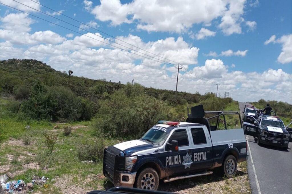 Violencia en Zacatecas deja 11 muertos en menos de 48 horas