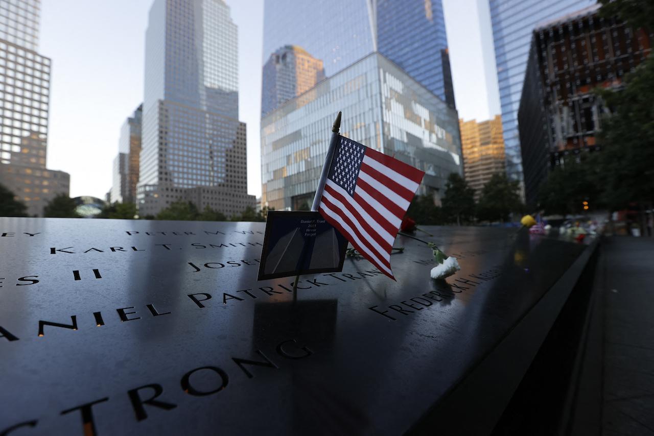 EU rinde homenaje a las víctimas del atentado del 11 de septiembre