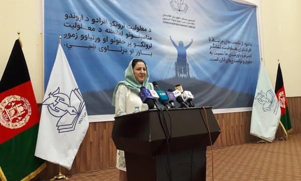 Afganos con discapacidad corren especial peligro, advierte activista exiliada