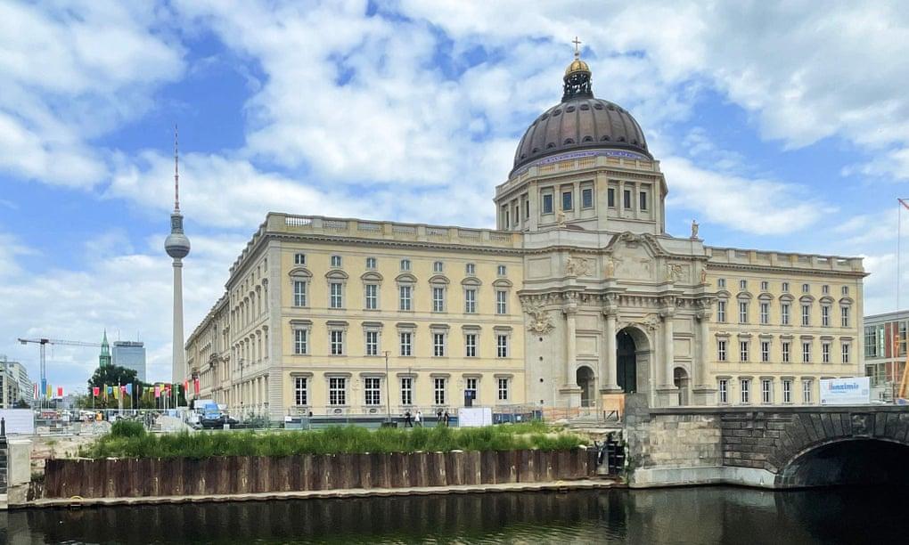 El nuevo y extraño museo de Berlín: un palacio prusiano reconstruido por 680 millones de euros