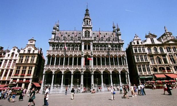 Médicos de Bruselas recetan visitas a museos para combatir el estrés por covid