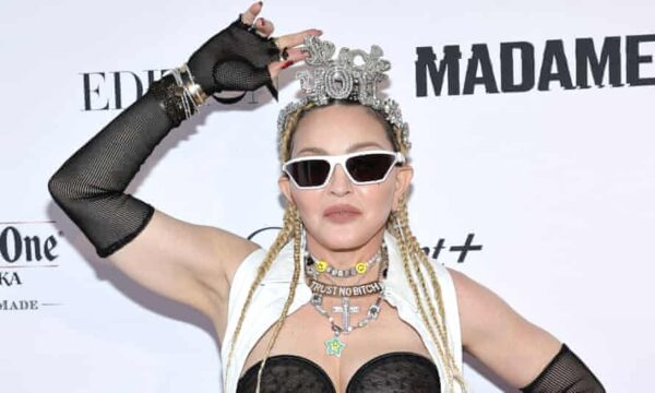 Madonna presenta <em>Madame X</em>, su nuevo documental, en Nueva York