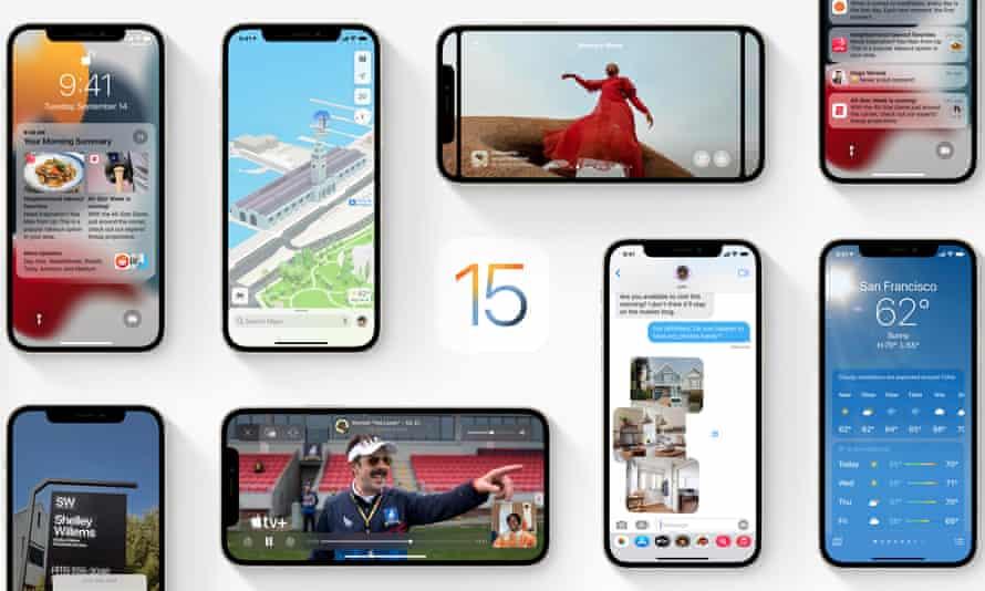 Lanzamiento de iOS 15: todo lo que debes saber sobre la gran actualización de Apple