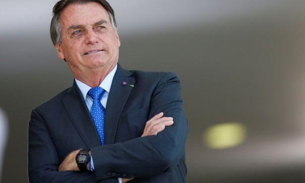 Advierten que Bolsonaro podría planear un golpe militar en medio de manifestaciones en Brasil