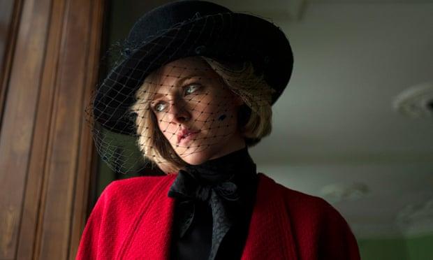 Kristen Stewart sintió que Lady Di le dio su 'aprobación' para el papel de Spencer