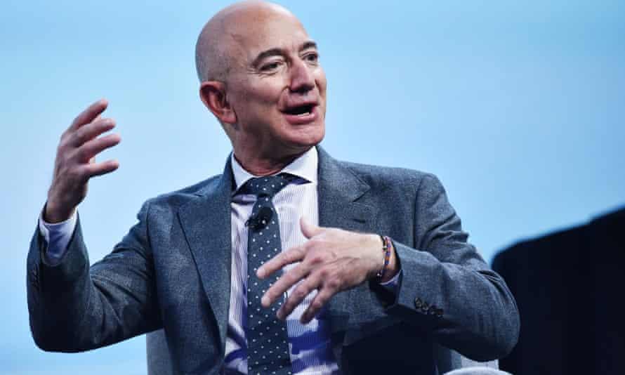 'La Tierra parece frágil desde el espacio': Jeff Bezos promete 1,000 mdd para la conservación