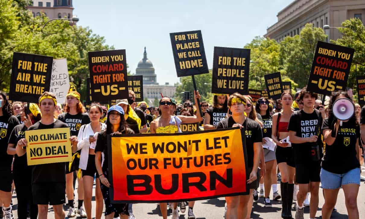 Cuatro de cada 10 jóvenes temen tener hijos debido a la crisis climática