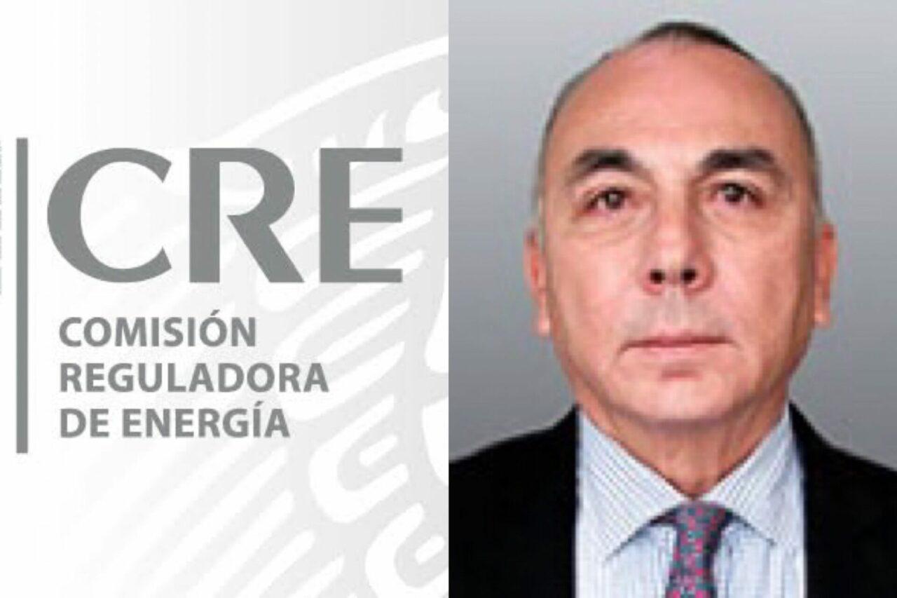Miguel Ángel Rincón renuncia como secretario de la CRE