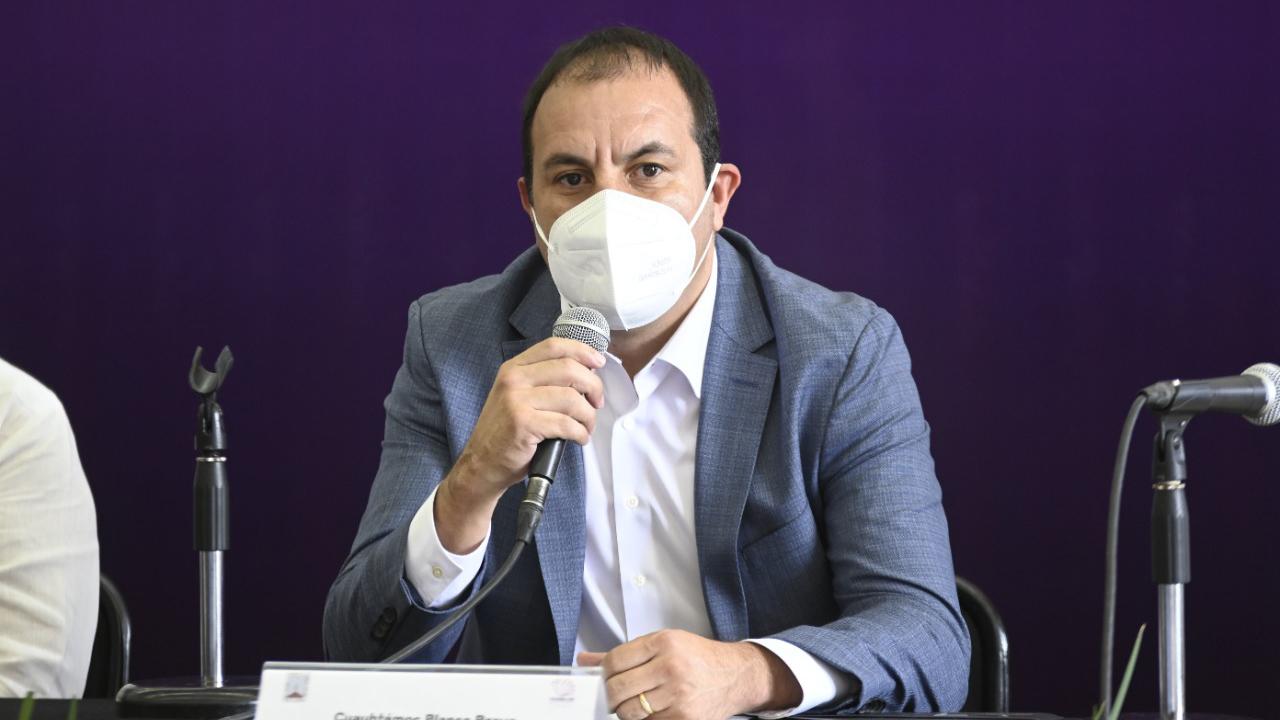 La-Lista de escándalos del político Cuauhtémoc Blanco: lavado, nepotismo…