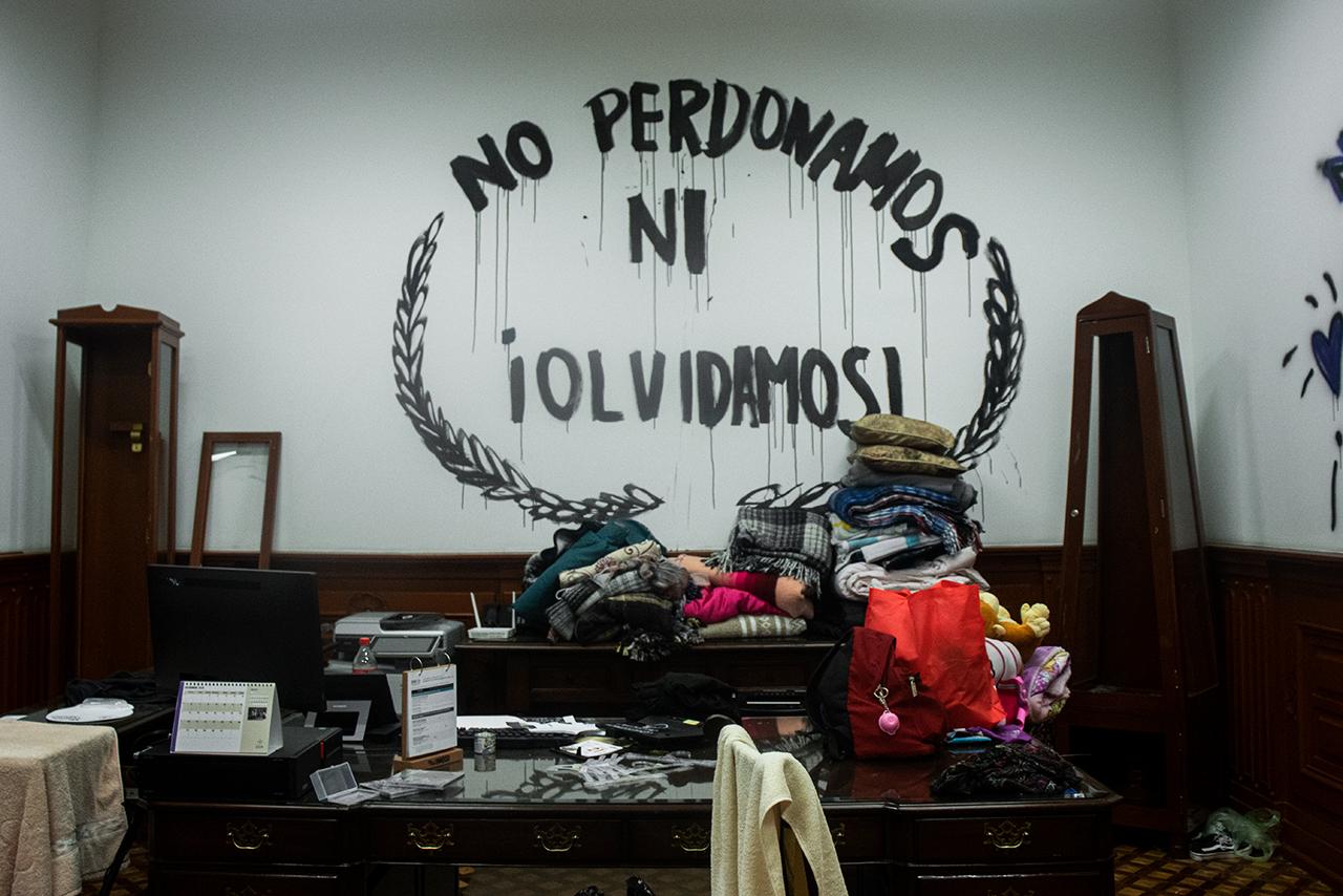 A un año de la toma de CNDH: Karla se unió y gracias a ello encontró justicia