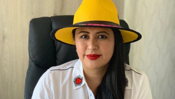 La diputada suplente Sandra Nelly Cadena es detenida con arsenal en Puebla