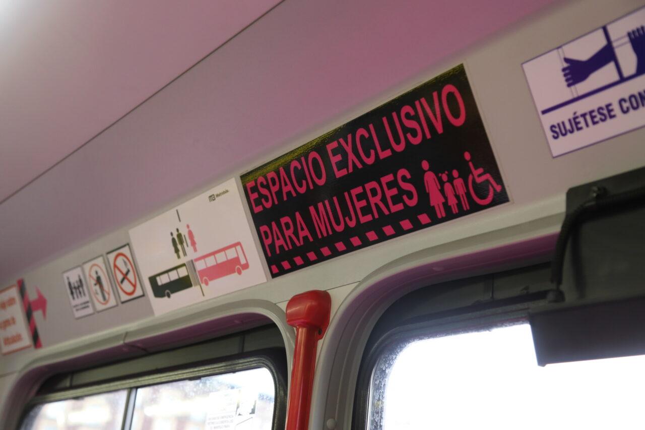 5 recomendaciones para usuarias en el Metro de la CDMX