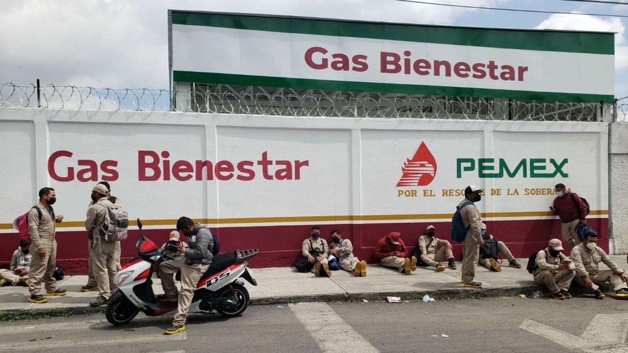 'Todo era muy bonito para ser verdad'; trabajadores de Gas Bienestar acusan que los contrataron con mentiras