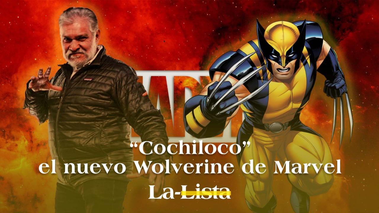 'Cochiloco', el nuevo Wolverine de Marvel