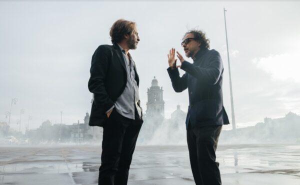 Alejandro González Iñárritu termina de filmar en CDMX su nueva película