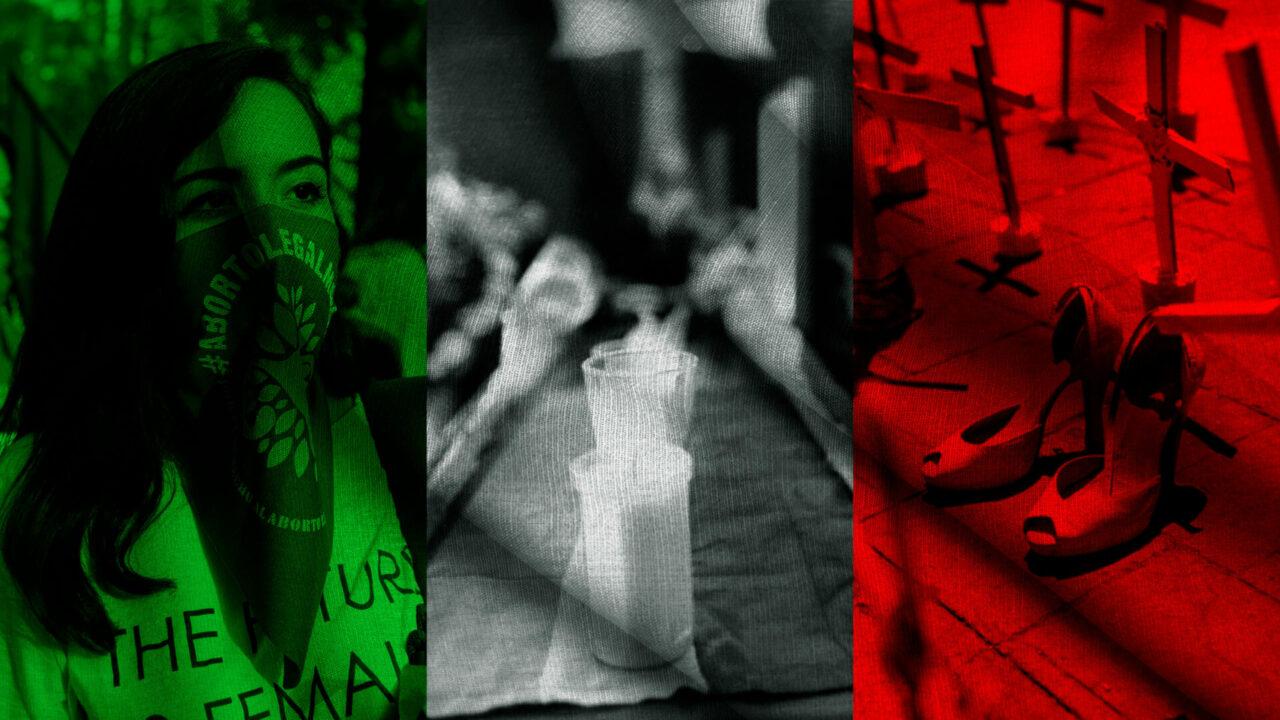 15 de septiembre: 3 problemas de México en sus colores patrios