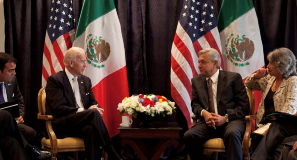 AMLO revela carta a Biden: No solo la coerción frenará la migración