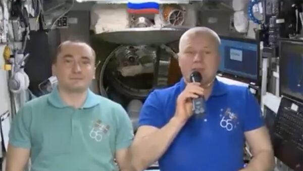 ¡Viva México!: Astronautas rusos felicitan a México por la Independencia