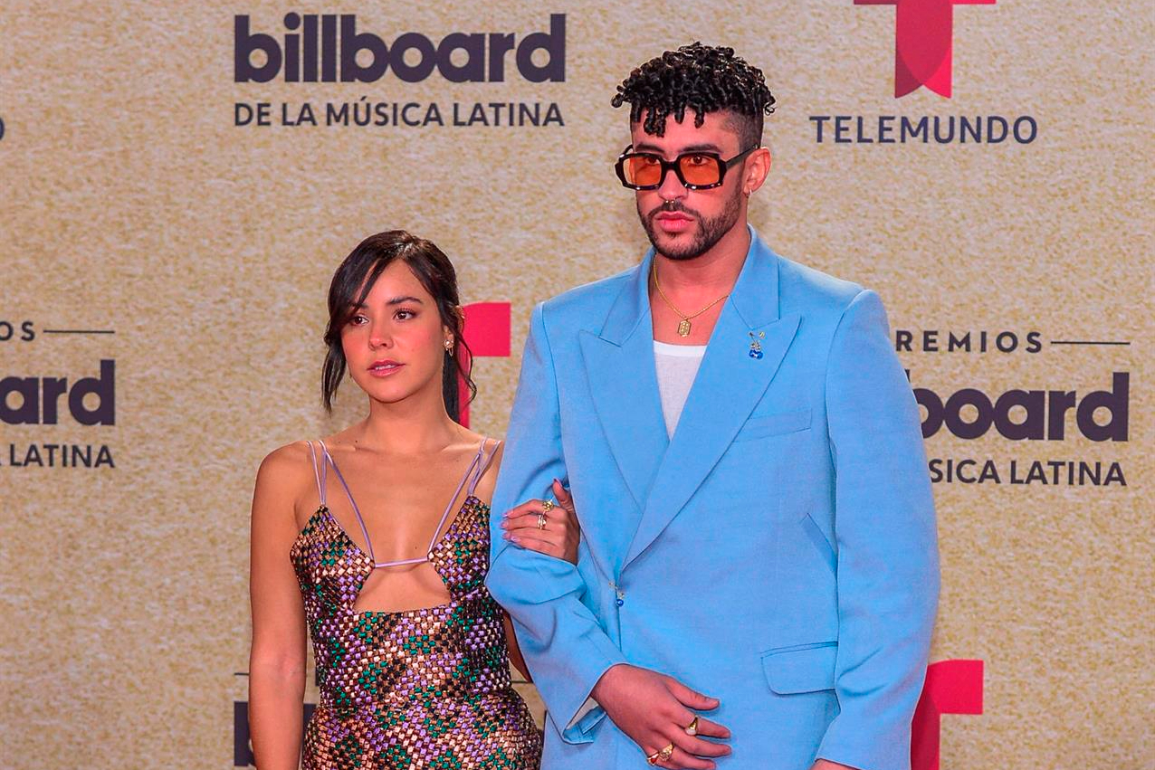 Bad Bunny hace suya la noche con 10 Billboard Latin Music Awards 2021