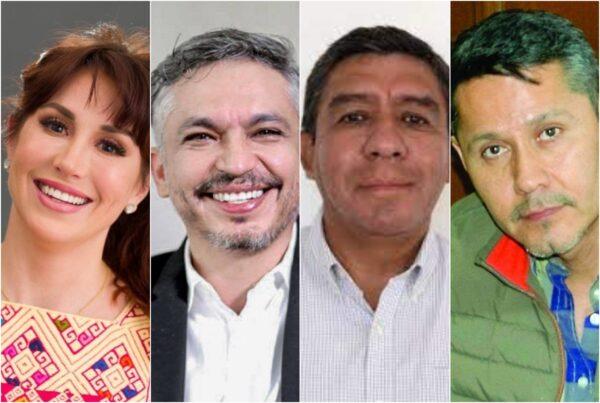 La-Lista de los nuevos secretarios de Sheinbaum: exdiputados y funcionarios locales