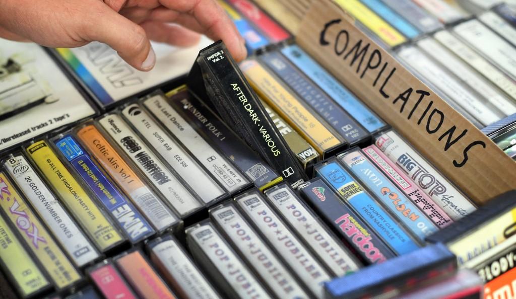 Mars Tapes, la última tienda que vende casetes en Reino Unido