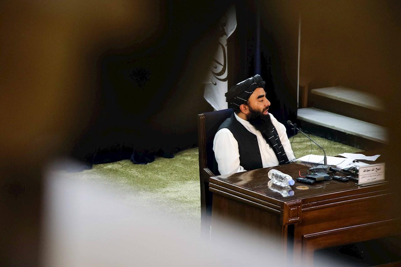 Los talibanes anuncian un nuevo gobierno interino en Afganistán