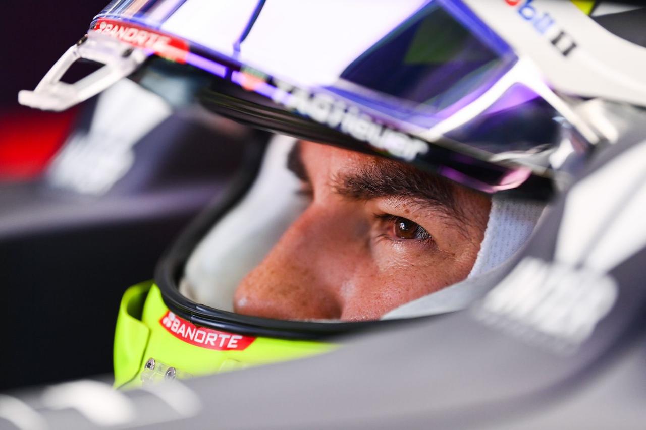 'Checo' Pérez, 'piloto del día' en el Gran Premio de Países Bajos