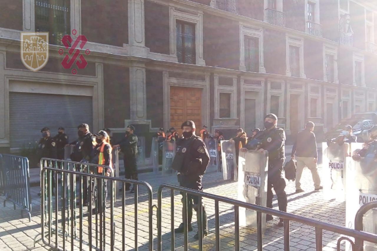 Autoridades anuncian cierres en el Zócalo de CDMX por festejos patrios