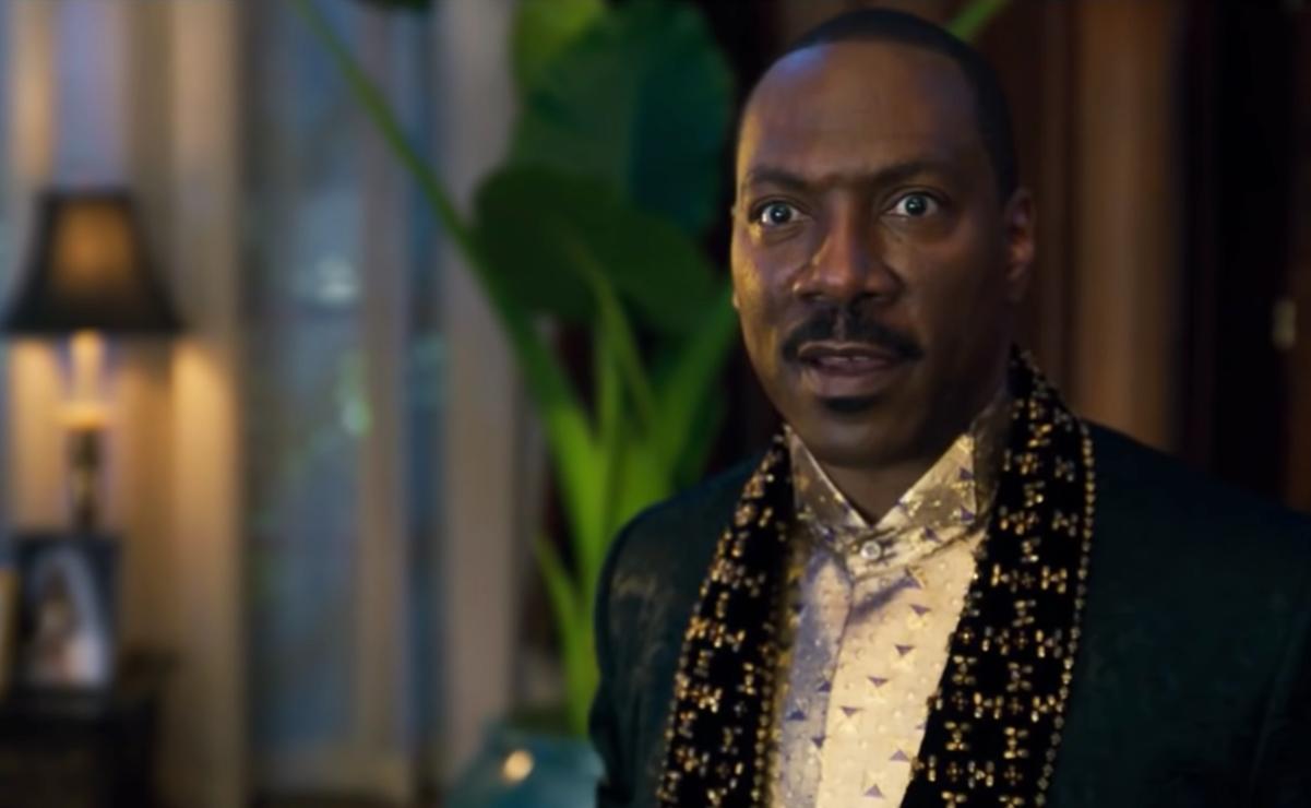 Eddie Murphy protagonizará tres películas de Amazon