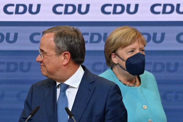 El partido de Merkel se perfila a perder ante los socialdemócratas