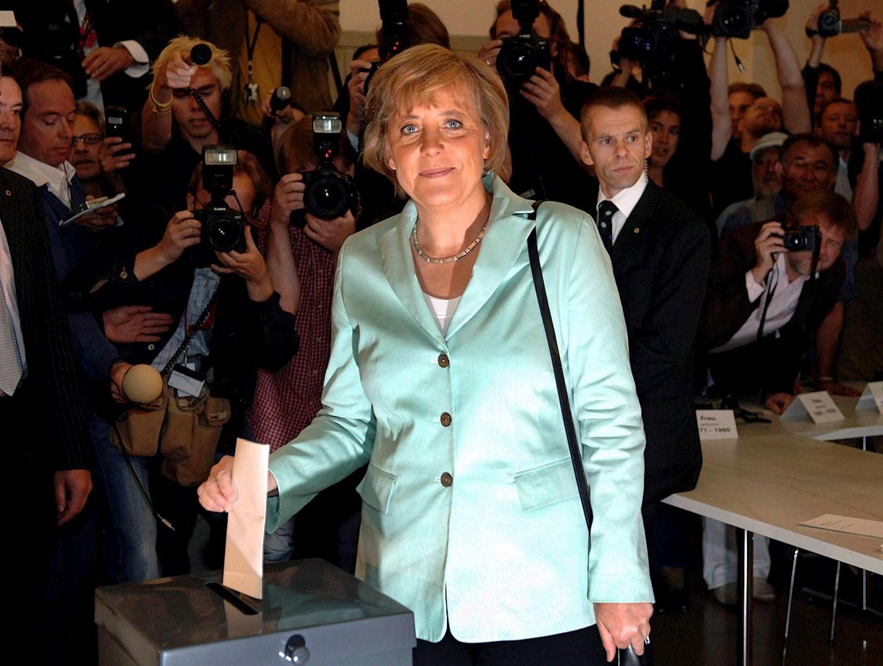 Alemania cierra la era Merkel con unas elecciones de resultado incierto