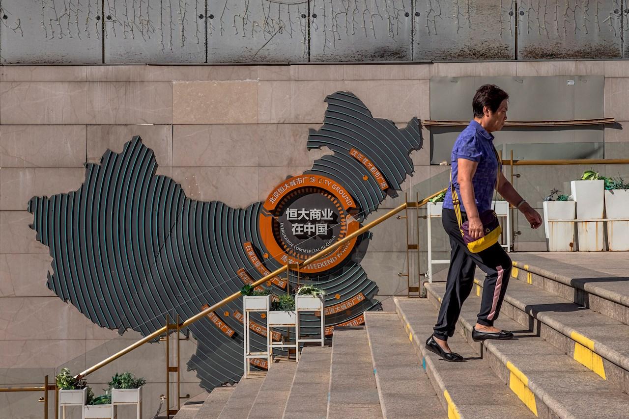 Evergrande logra acuerdo con acreedor de un bono clave