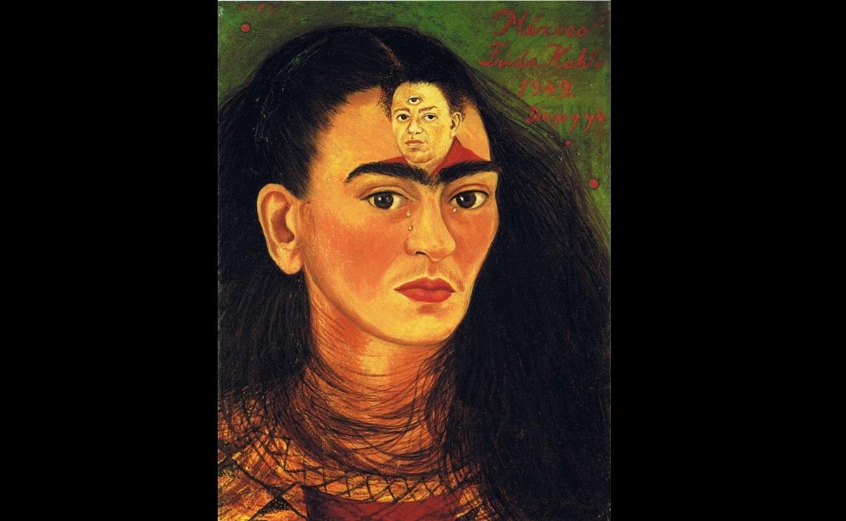 Sotheby's espera 30 mdd en subasta de un autorretrato de Frida Kahlo
