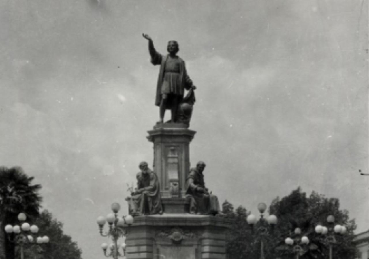 Adiós Glorieta de Colón: la estatua del navegante será removida