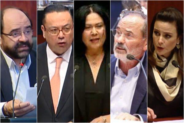 Senadores dejan bancadas de Morena, PT y PAN: forman el grupo Plural