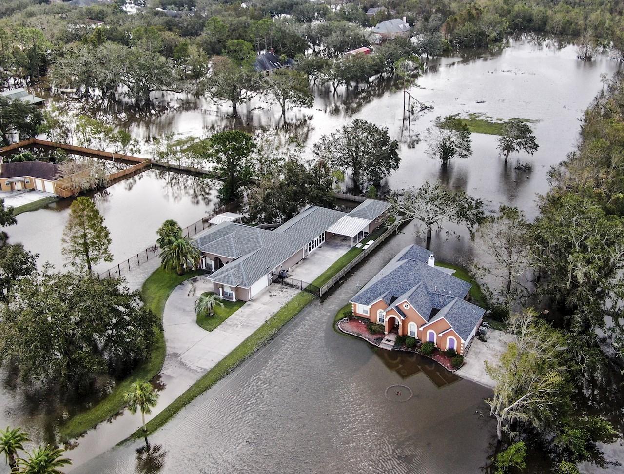 ONU: 'Ida' podría ser el desastre meteorológico más costoso de la historia