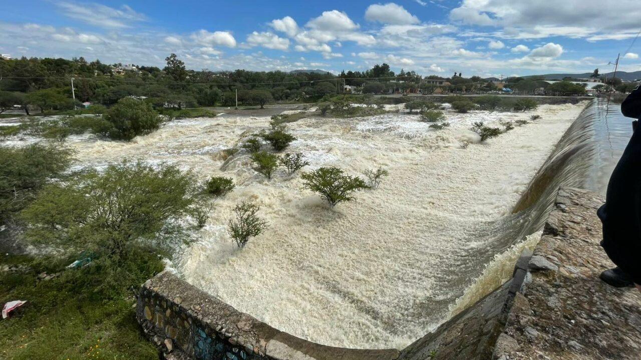 ¿Por qué hay más inundaciones en el centro del país?