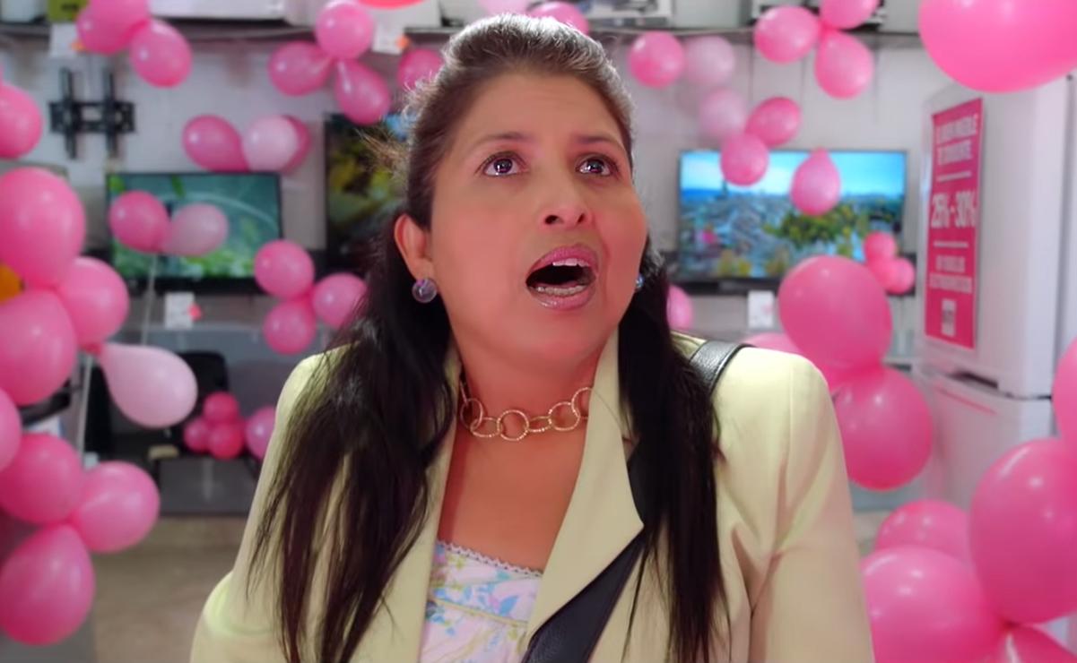Liliana Arriaga: 'La Chupitos' representa a lo mal que está nuestro país