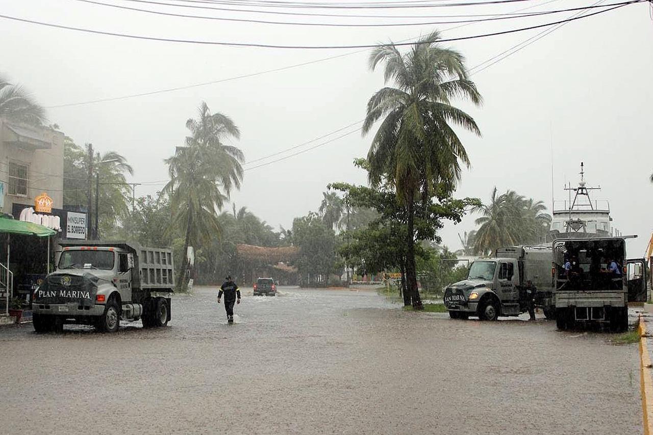 No guardes el paraguas: habrá lluvias fuertes en 14 estados del país