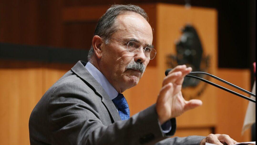 Gustavo Madero: El PAN va hacia la versión más limitada y pobre de su historia