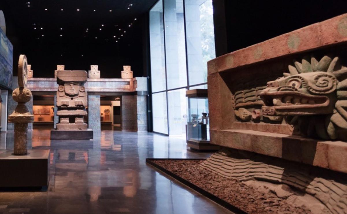 La-Lista de las curiosidades del Museo Nacional de Antropología