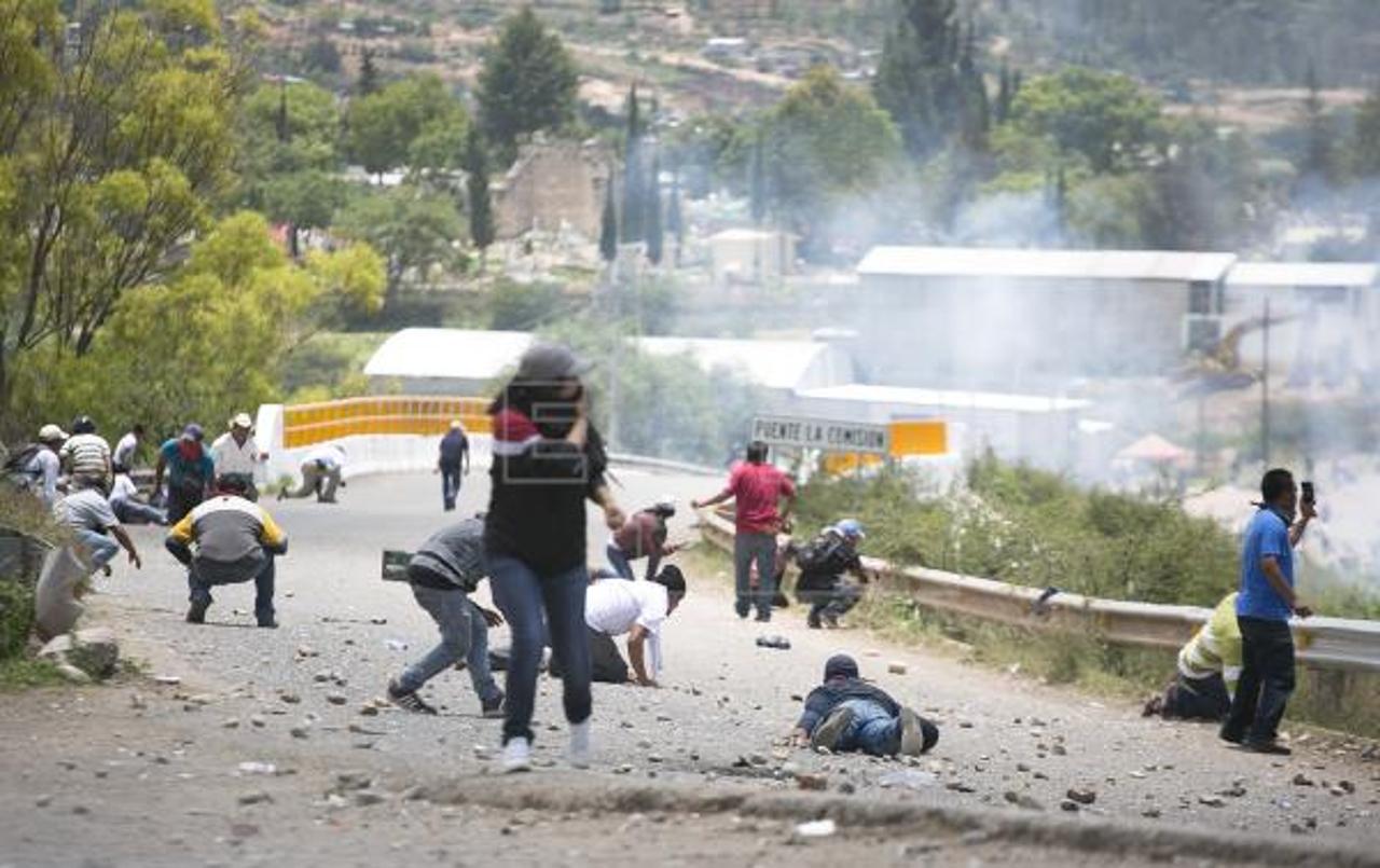 Caso Nochixtlán: 2 mandos policiacos son detenidos por la muerte de manifestantes