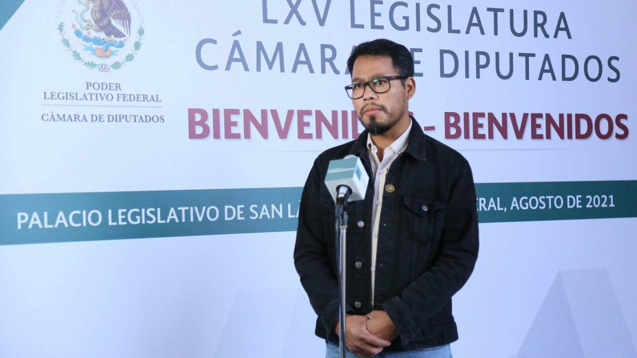 Omar García: 'Poco presupuesto a víctimas está ligado a falta de voluntad política'