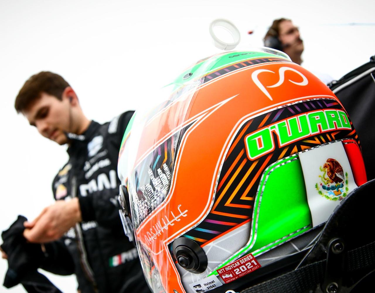 ¡Orgullo! 'Pato' O'Ward cierra en tercer lugar en el campeonato IndyCar
