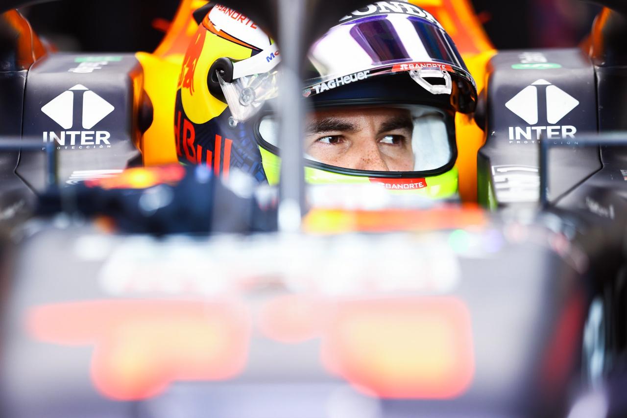 'Checo': Fue 'injusta' la penalización que me quitó el podio en el GP de Italia