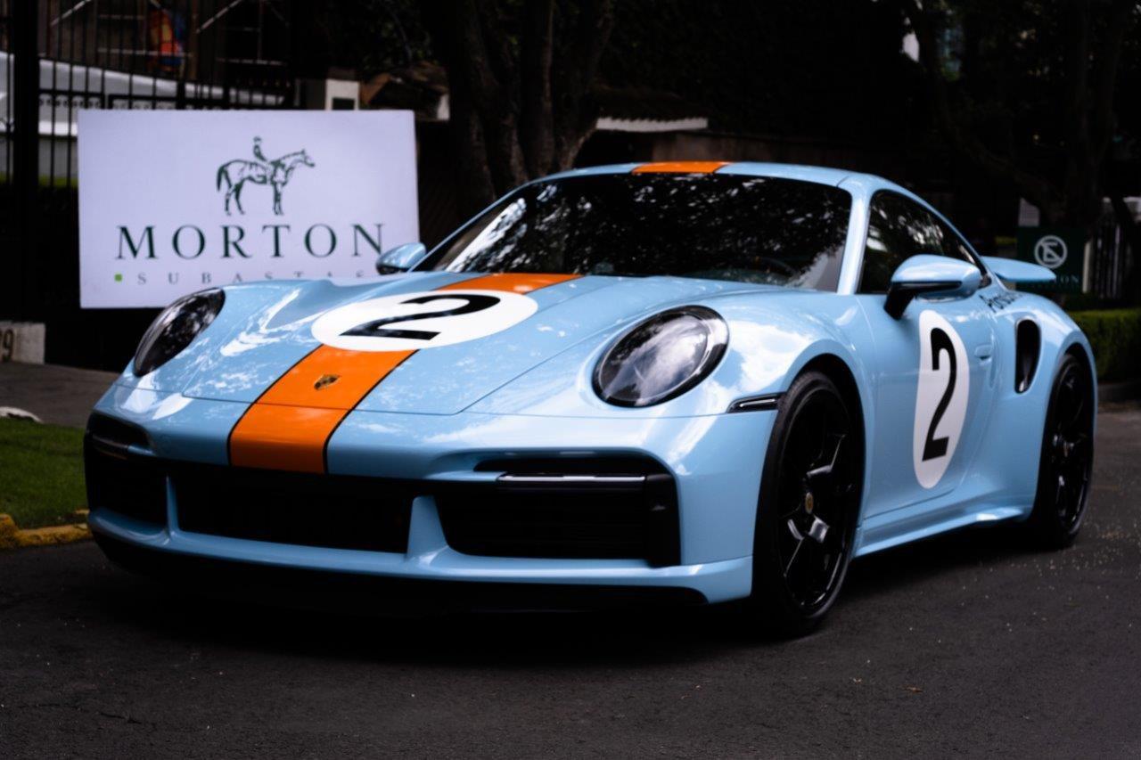 El Porsche que revive la leyenda del mexicano Pedro Rodríguez, a subasta