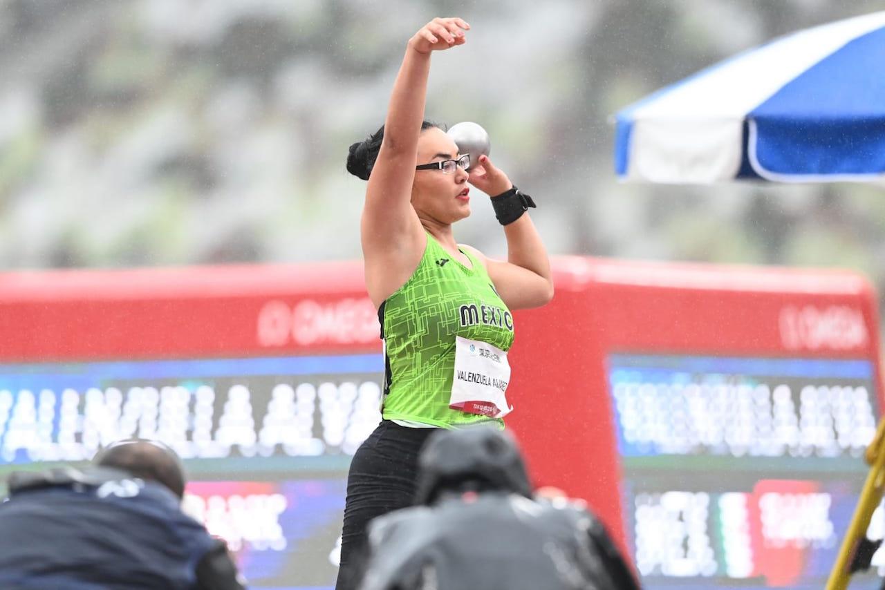 Rebeca Valenzuela conquista una nueva medalla de bronce para México en Tokio 2020