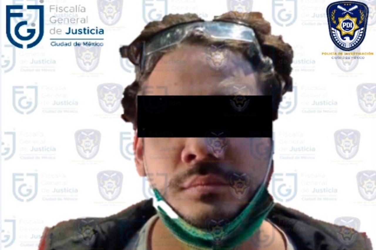 'Rix' quedó registrado como agresor sexual y con antecedentes, dice la Fiscalía de la CDMX
