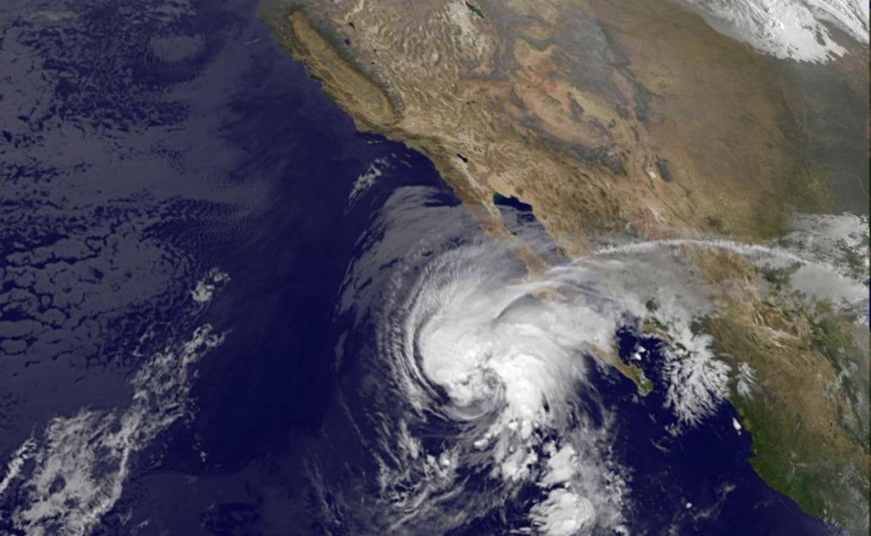 "Las lluvias no pararán: Nace la tormenta tropical ""Olaf"" frente a Jalisco"