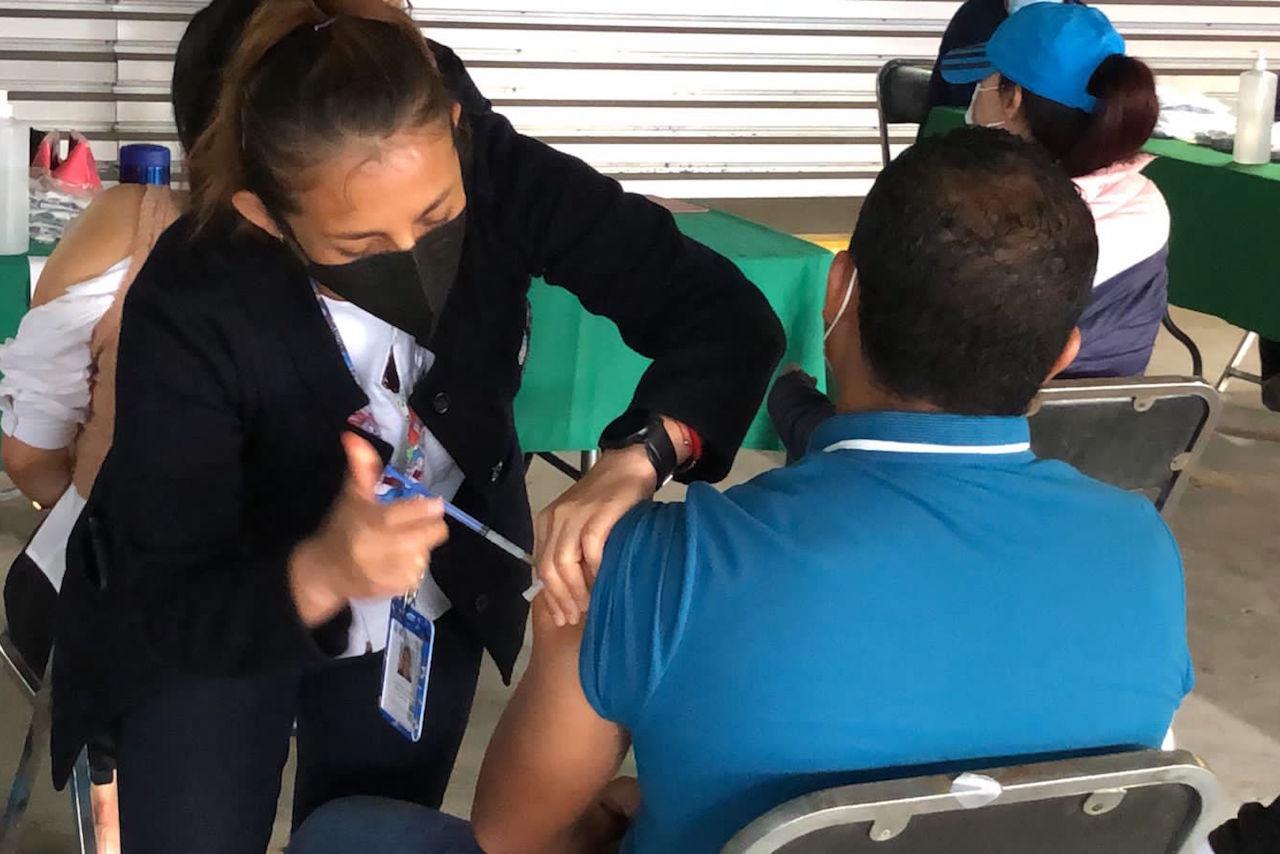 La CDMX aplicará la vacuna covid en Cuajimalpa a jóvenes de 18 a 29 años